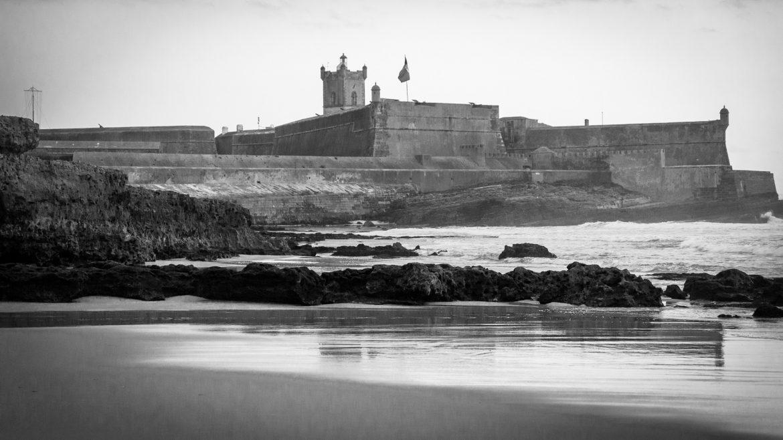 Portugal, Lisbonne, Fort de Sao Juliao da Barra